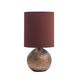 Oblong Table Lamp