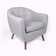 Nora Chair and Loveseat
