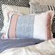 Tocumen Fringed Cushion