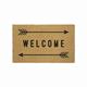 « Welcome » Doormat