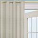 Spencer Jacquard Grommet Panel & Cushion