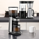 OXO Barista Conical Burr Coffee Grinder with Integrated Scale