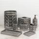 Eiffel Tower Bath Accessories Collection
