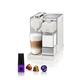 Lattissima Touch Frosted Silver Nespresso Capsule Machine by Delonghi