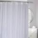 Sparkles Fabric Shower Curtain