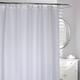 Basketweave Shower Curtain