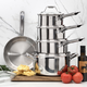 T-Fal Brilliance 10-Piece Cookware Set