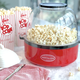 Nostalgia Retro Dome Stir Popcorn Machine