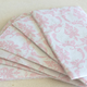 Deluxe Noblesse Guest Napkin Collection by David Shaw