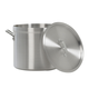 Commercial NSF Stock Pot with Lid 15L