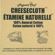 Cotton Cheese Cloth (1.7m)