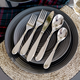 Cilano 20-Piece Flatware Set by David Shaw