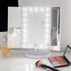 3-Panel LED Mirror