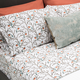 Chickadees Flannel Sheet Set