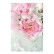 Pink Flowers Painting by Adlan Kaezar