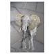 Elephant Painting by Adlan Kaezar