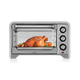 CL Cuisiluxe Stainless Steel Convection Toaster Oven