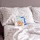 Winter Forest Flannel Sheet Set and Duvet Cover Set
