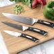Scanpan Classic 3-Piece Chef's Knife Set