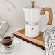 Grosche Milano Stovetop Espresso Maker - 6 cup