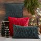 Tree Velvet Cushion