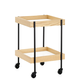 Madelaine Square 2-Tier Trolley