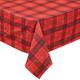 Tartan Lurex Table Linen Collection by Debbie Travis