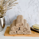 Bathtik Set of 8 Washcloths