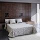 Delphine Reversible Bedspread Set by Chené Sasseville