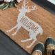 Welcome Reindeer Doormat