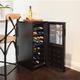 24-Bottle Dual Zone Wine Cooler by Koolatron