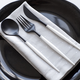 Bella 12-Piece Disposable Flatware Set by Sophisti Plate