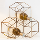 Hexagon Wine Rack by Torre & Tagus