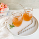 Reusable Stainless Steel Straws by Danesco