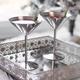 Stainless Steel Martini Goblet