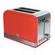 Swan Retro Red 2-Slice Toaster