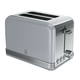 Swan Retro Grey 2-Slice Toaster