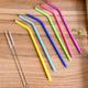 Silicone Straw Set by Danesco