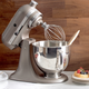 KitchenAid Architect Cocoa Silver Stand Mixer