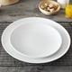 Wow Snow 4-Piece Round Dinnerware Set by Noritake
