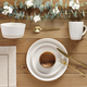 Two-Toned 16-Piece Dinnerware Set
