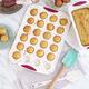 Trudeau Structure Silicone™ Confetti Mini Muffin Pan