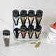 Trudeau Maison 8-Bottle 3-in-1 Spice Rack