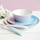 Cotton Candy Melamine Dinnerware Collection
