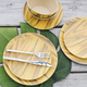 Olivewood Melamine Dinnerware Collection