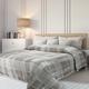 Calvin Plaid Bedspread