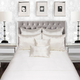 Raindrop Bedding Collection with Swaroski Elements