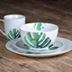 16-Piece Palma Dinnerware Set by LC Studio