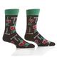 Don't Wine About It Men's Crew Socks by Yo Sox