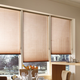 Custom Pleated Shades by Hunter Douglas